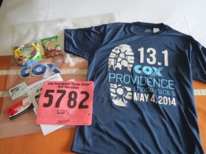 Providence Half and Full Swag - only thing different is the tech