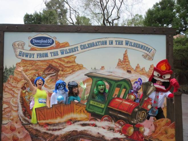 Inside Out - Big Thunder Mountain Photo Op